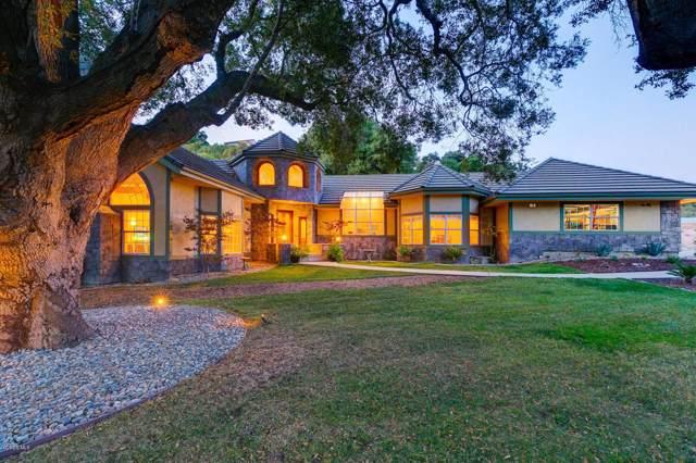 10561 Encino Drive, Oak View, CA 93022 (#219014157) :: The Parsons Team