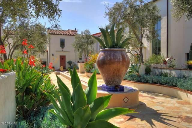 1011 Rinconada Road G, Santa Barbara, CA 93101 (#219014183) :: Golden Palm Properties