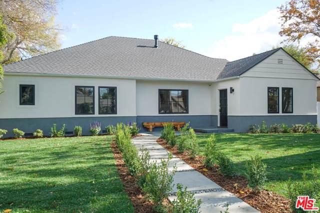 4958 Radford Avenue, Valley Village, CA 91607 (MLS #19533596) :: The Sandi Phillips Team