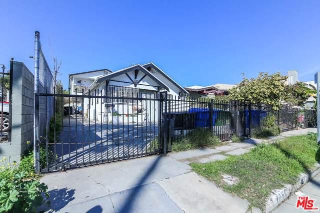 323 N Serrano Avenue, Los Angeles (City), CA 90004 (MLS #19523136) :: Hacienda Agency Inc