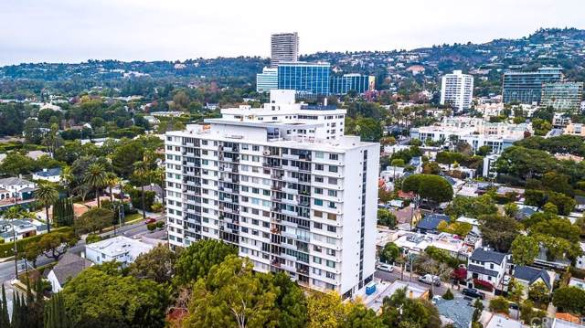 818 N Doheny Drive #205, West Hollywood, CA 90069 (#SR19274130) :: The Agency