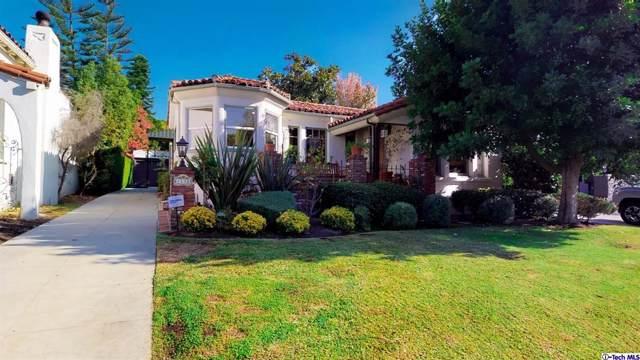 1138 N Everett Street, Glendale, CA 91207 (#319004767) :: Golden Palm Properties