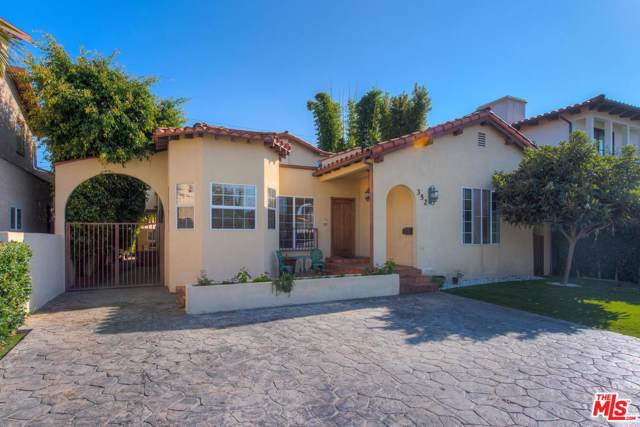 352 S Clark Drive, Beverly Hills, CA 90211 (MLS #19534354) :: Hacienda Agency Inc