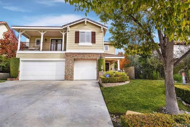 26451 Thackery Lane, Stevenson Ranch, CA 91381 (#SR19275703) :: Randy Plaice and Associates