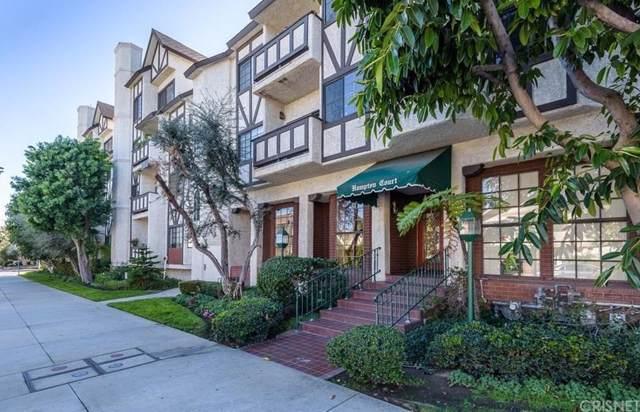 17914 Magnolia Boulevard #121, Encino, CA 91316 (#SR19265484) :: Randy Plaice and Associates