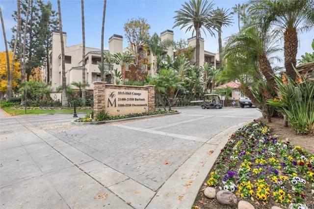 5545 Canoga Avenue #222, Woodland Hills, CA 91367 (#SR19281443) :: Randy Plaice and Associates