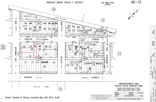 1226 Los Angles Avenue, Ventura, CA 93004 (#219014588) :: Randy Plaice and Associates