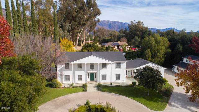 407 Tico Road, Ojai, CA 93023 (#219014689) :: The Pratt Group