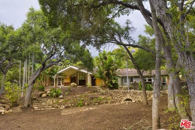 790 Rockbridge Rd, Santa Barbara, CA 93108 (#19-538462) :: Randy Plaice and Associates