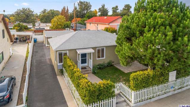 833 N Maple Street, Burbank, CA 91505 (#320000020) :: Pacific Playa Realty