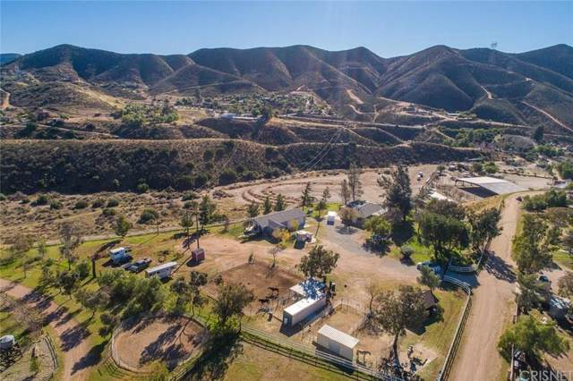 34330 Rocking Horse Road, Agua Dulce, CA 91390 (#SR20000972) :: Lydia Gable Realty Group