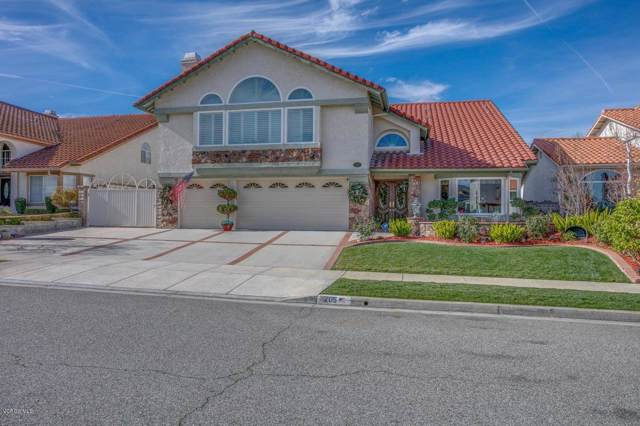 705 Coldbrook Place, Simi Valley, CA 93065 (#220000130) :: The Agency