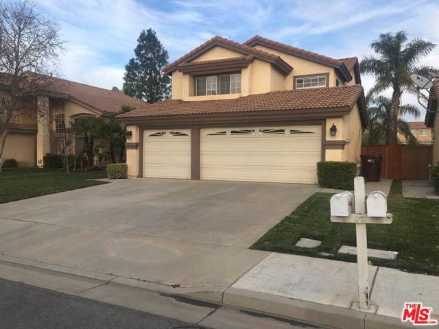 25760 Calle Agua, Moreno Valley, CA 92551 (MLS #20-542904) :: The John Jay Group - Bennion Deville Homes