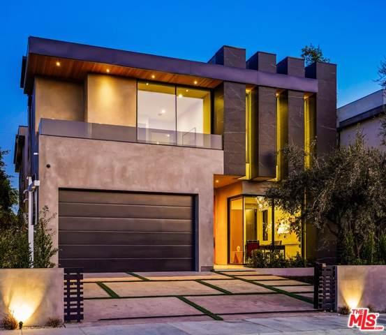 356 N Harper Avenue, Los Angeles (City), CA 90048 (#20542460) :: Randy Plaice and Associates