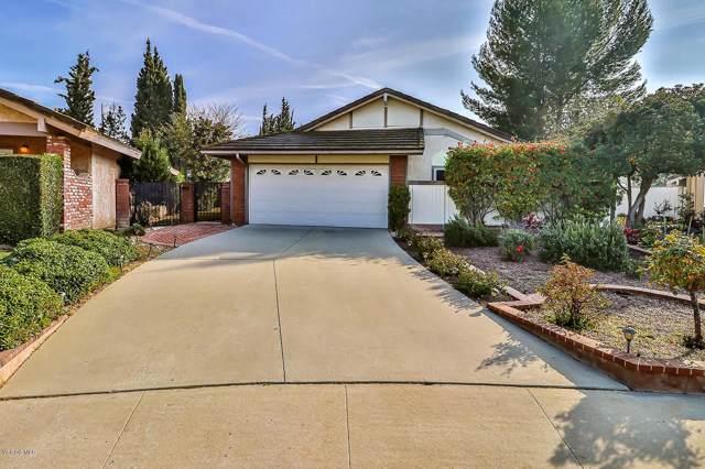 28 Ilex Drive, Newbury Park, CA 91320 (#220000468) :: The Pratt Group