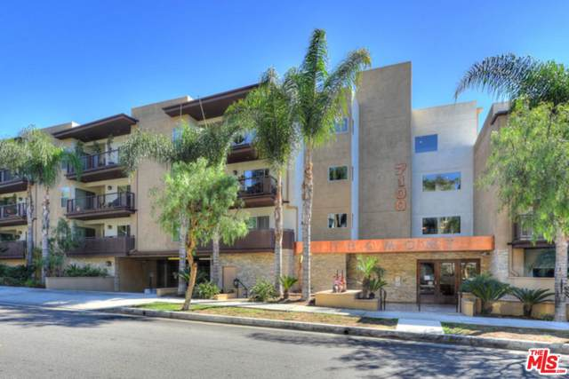 7100 Alvern Street #311, Los Angeles (City), CA 90045 (#20542584) :: Pacific Playa Realty
