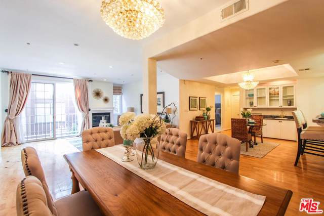 855 S Wooster St #402, Los Angeles, CA 90035 (MLS #20-543376) :: The John Jay Group - Bennion Deville Homes