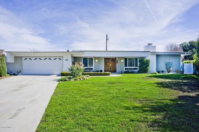 207 Somerset Circle, Thousand Oaks, CA 91360 (#220000584) :: Lydia Gable Realty Group