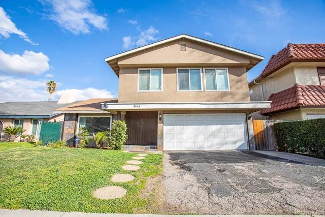 8468 Variel Avenue, Canoga Park, CA 91304 (#SR20010590) :: Randy Plaice and Associates