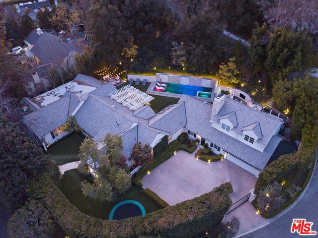 2791 Hutton Dr, Beverly Hills, CA 90210 (MLS #20-544892) :: The Jelmberg Team