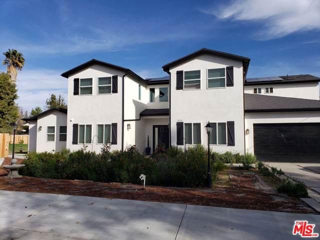 8556 Newcastle Avenue, Northridge, CA 91325 (#20545070) :: Randy Plaice and Associates