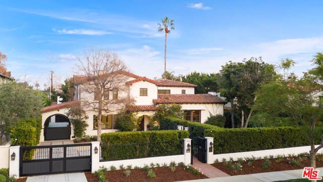 616 N Alta Drive, Beverly Hills, CA 90210 (#20544890) :: The Agency