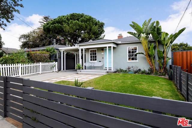 11417 Charnock Road, Los Angeles (City), CA 90066 (#20546372) :: Randy Plaice and Associates