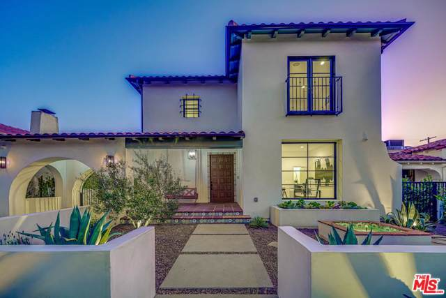 6338 Colgate Avenue, Los Angeles (City), CA 90048 (#20546820) :: Lydia Gable Realty Group