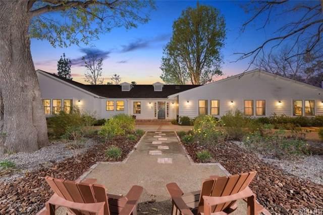 23517 Collins Street, Woodland Hills, CA 91367 (#SR20016211) :: Randy Plaice and Associates