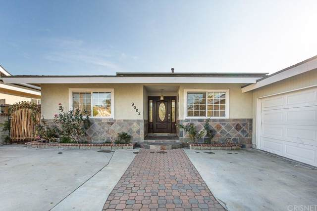 9002 Gothic Avenue, North Hills, CA 91343 (#SR20016386) :: Randy Plaice and Associates