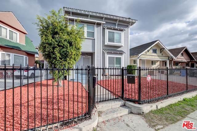 3842 Woodlawn Avenue, Los Angeles (City), CA 90011 (#20545434) :: The Suarez Team