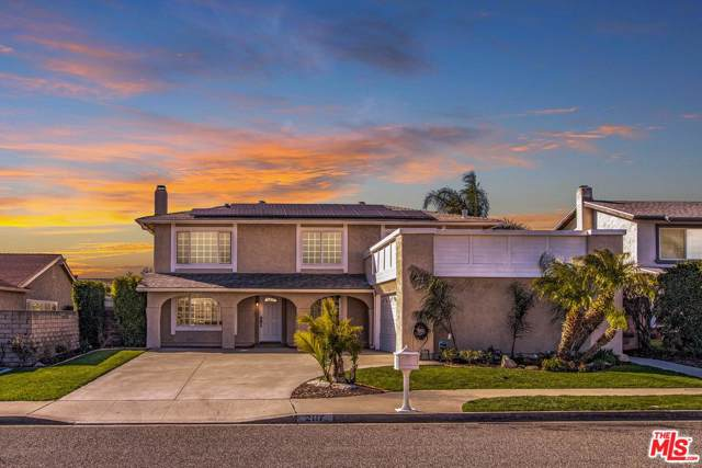2117 Parker Court, Simi Valley, CA 93065 (#20547570) :: Lydia Gable Realty Group