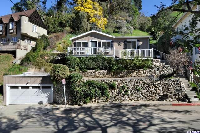 7276 Woodrow Wilson Drive, Los Angeles (City), CA 90068 (#320000459) :: Randy Plaice and Associates