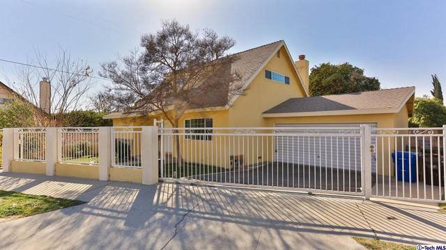 7923 Bellaire Avenue, North Hollywood, CA 91605 (#320000546) :: Randy Plaice and Associates
