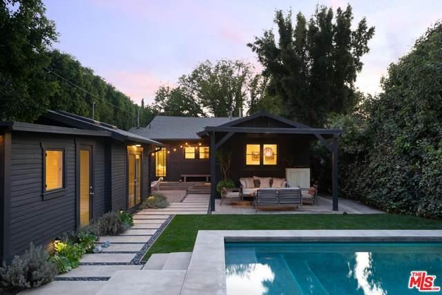 3437 Glenhurst Avenue, Los Angeles (City), CA 90039 (#20553464) :: TruLine Realty