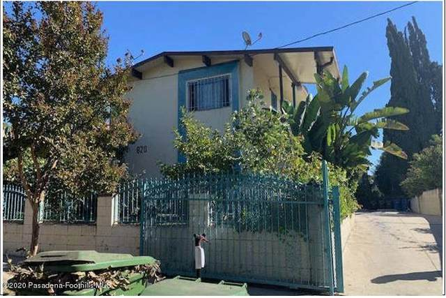 820 Coronado Terrace, Los Angeles (City), CA 90026 (#820000627) :: Randy Plaice and Associates