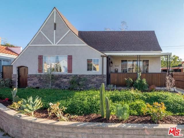 514 E Chestnut Street, Glendale, CA 91205 (#20554828) :: Lydia Gable Realty Group