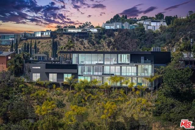 1546 Viewsite Drive, Los Angeles (City), CA 90069 (#20555536) :: TruLine Realty