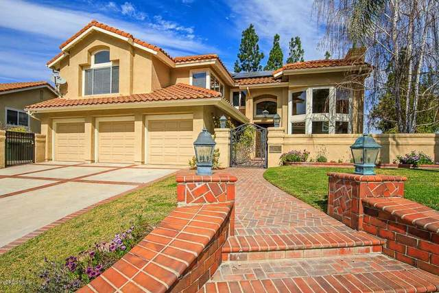 32705 Bigstone Place, Westlake Village, CA 91361 (#220001851) :: The Pratt Group