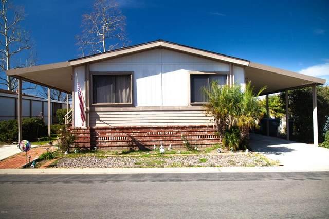 2505 Dogwood Drive #78, Oxnard, CA 93036 (#220001897) :: Randy Plaice and Associates