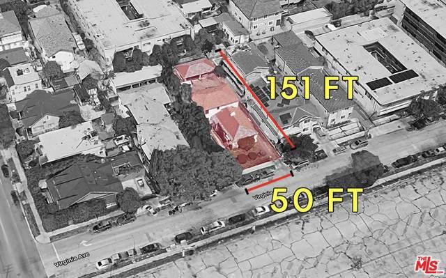 5655 Virginia Avenue, Los Angeles (City), CA 90038 (#20555404) :: The Pratt Group