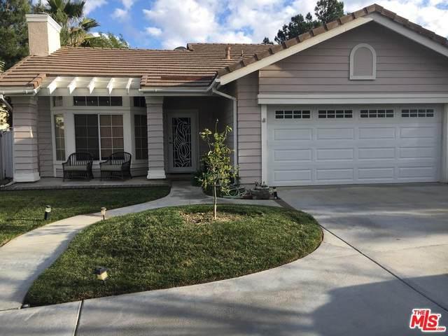 27203 Rosemont Lane, Valencia, CA 91354 (#20556258) :: Lydia Gable Realty Group