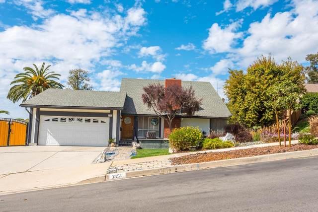 3351 W. Corning Street, Newbury Park, CA 91320 (#220001965) :: Randy Plaice and Associates