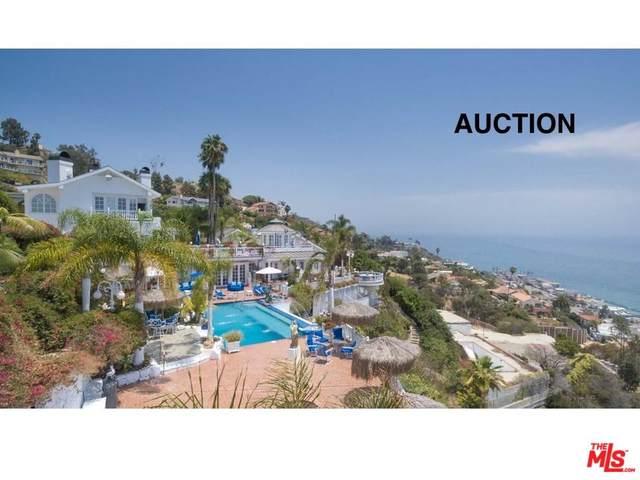 21500 Calle Del Barco, Malibu, CA 90265 (MLS #20557374) :: Deirdre Coit and Associates