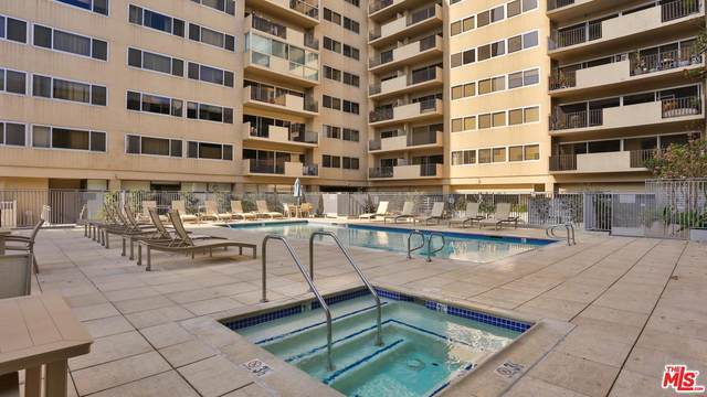 10450 Wilshire 7E, Los Angeles, CA 90024 (MLS #20-561338) :: The John Jay Group - Bennion Deville Homes