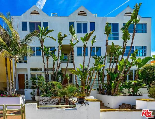 20 Voyage St, Marina Del Rey, CA 90292 (MLS #20-558326) :: Mark Wise | Bennion Deville Homes