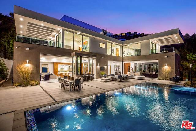 1527 Rising Glen Rd, Los Angeles, CA 90069 (MLS #20-561850) :: Hacienda Agency Inc