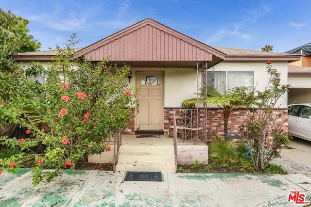 12841 Rubens Avenue, Los Angeles (City), CA 90066 (#20564796) :: The Suarez Team