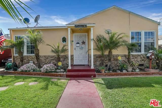1717 Gaviota Ave, Long Beach, CA 90813 (#20-565294) :: The Pratt Group