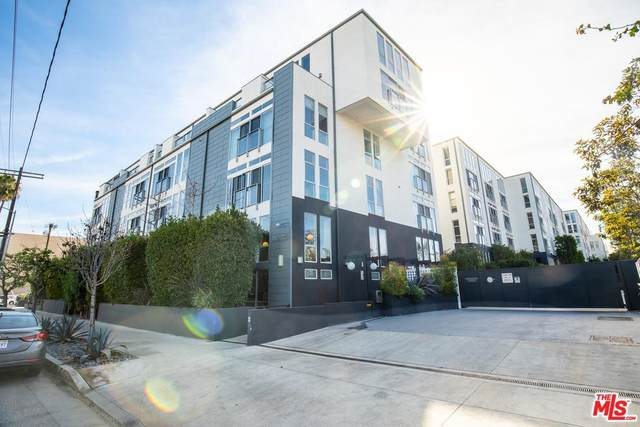 4215 Glencoe Avenue #301, Marina Del Rey, CA 90292 (#20562800) :: The Suarez Team
